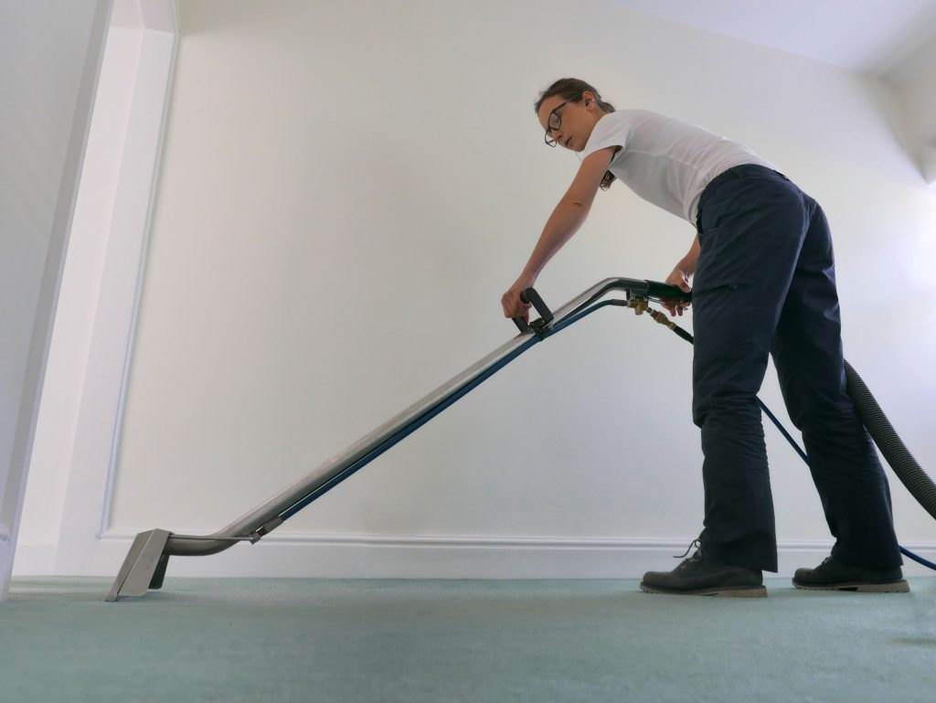Carpet & Upholstery Cleaning Methods